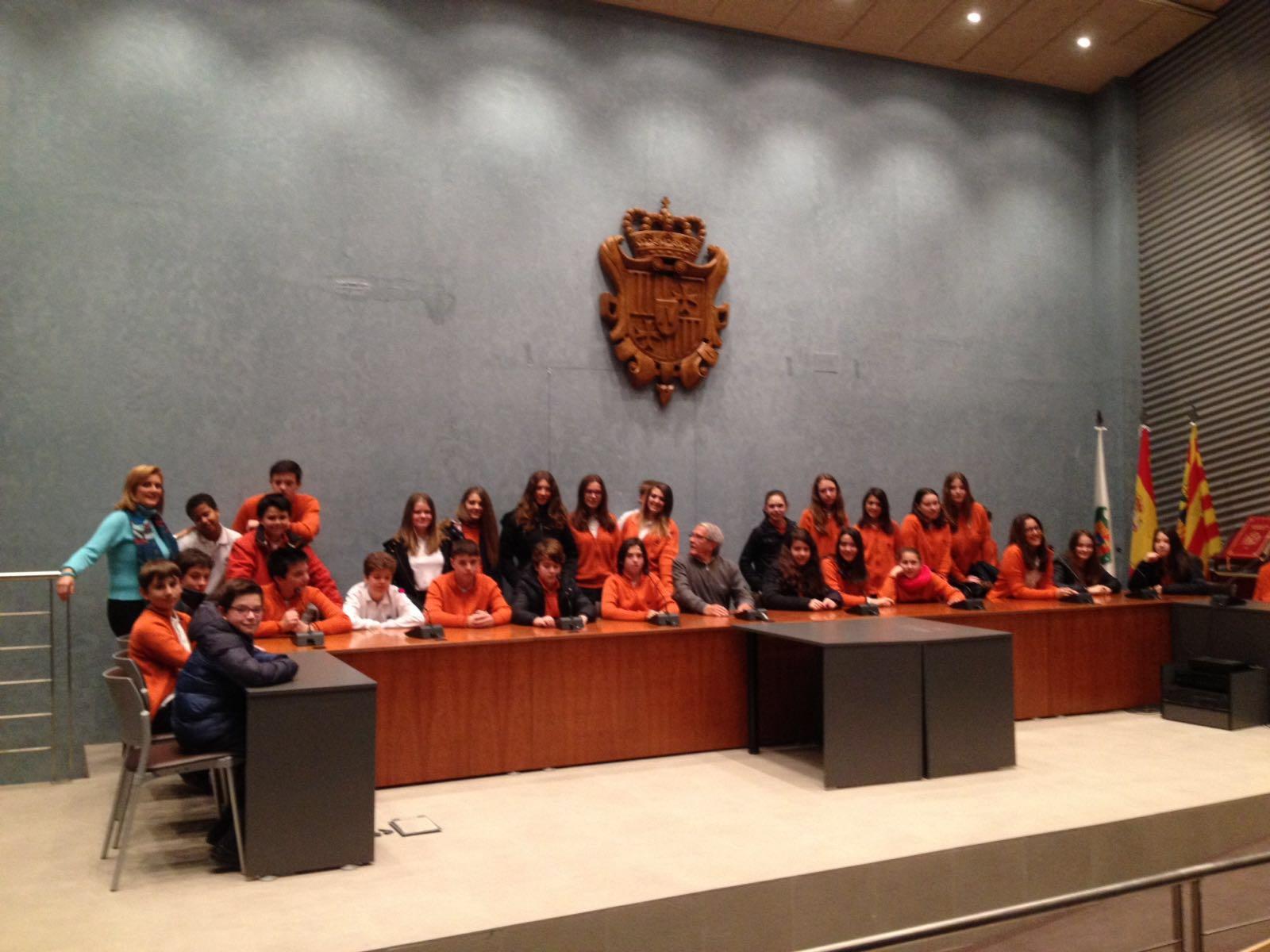 AYUNTAMIENTO CUARTE (3) - Colegio Internacional Ánfora