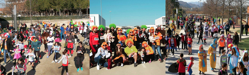 II Ánfora Carnaval Run