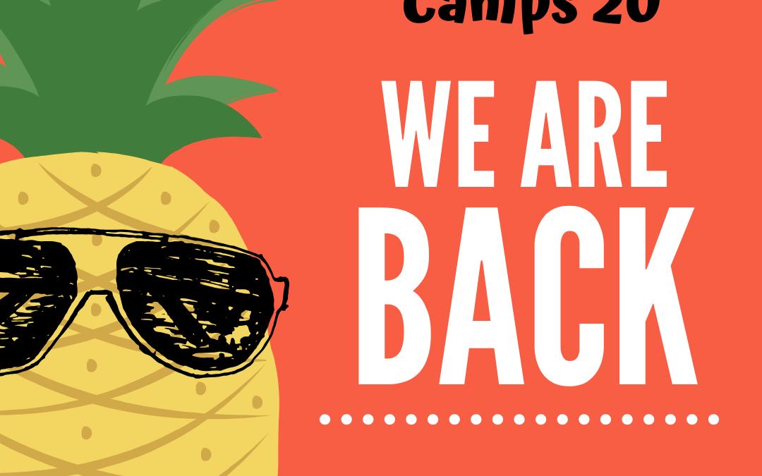 Summer Camps'20 y Campamentos Deportivos C.D Ánfora