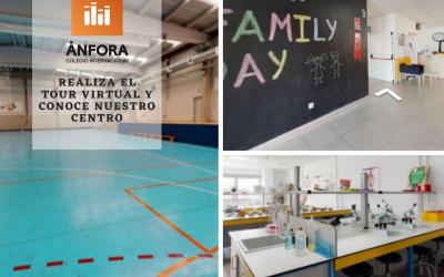 ¡Bienvenidos al tour virtual del Colegio Internacional Ánfora!
