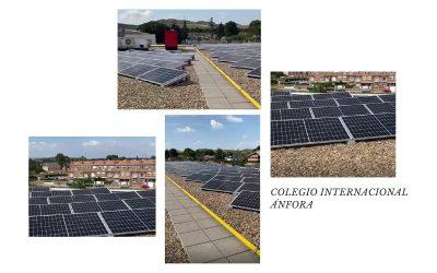 GREEN ÁNFORA – Parque de placas fotovoltaicas