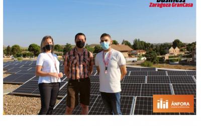 Espacio verde – Instalación fotovoltaica